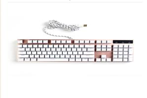 Blood night Q700 keyboard