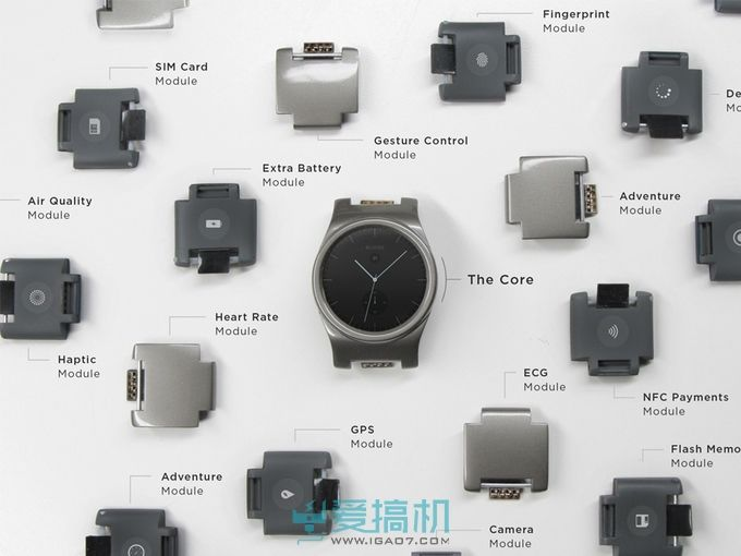 BLOCKS watch specifications released, modularity in advance?