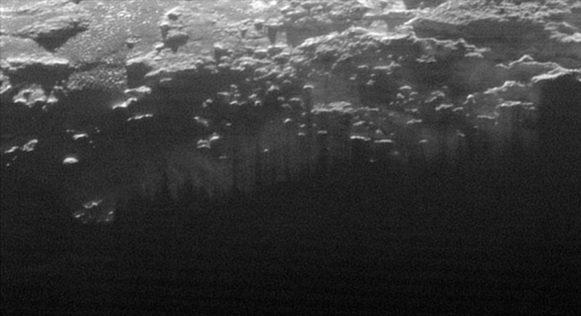 NASA shocked! Back to the new horizons Pluto new
