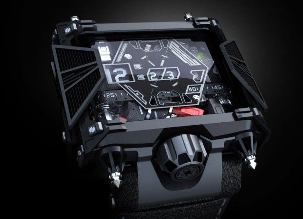 Faith! Star Wars watches prices due to a very, very beautiful
