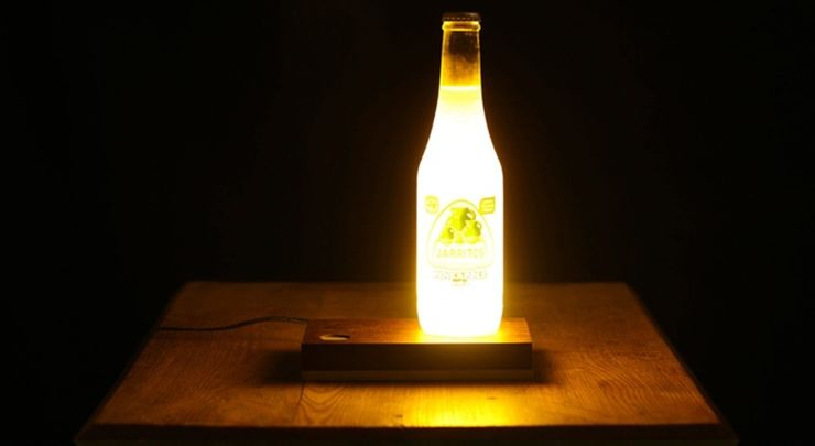 Too much waste at home? Just because of the lack of such a changeable lamp